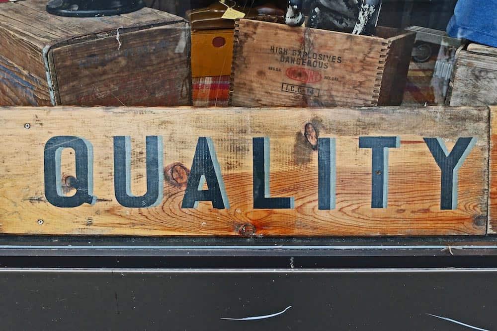 Quality versus quantity in online participation