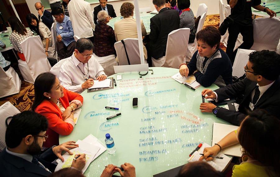 Photo by the World Economic Forum