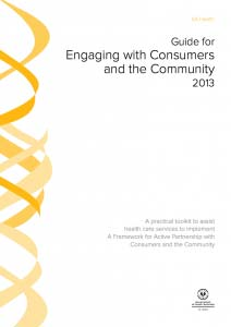 Guide for Engaging with (Health) Consumers and the Community