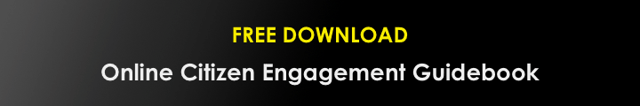 Free Download: Online Citizen Engagement Guidebook