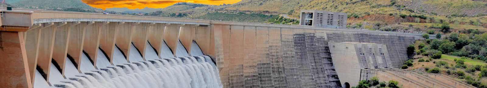 Dam releasing municipal water Better Utilities Header