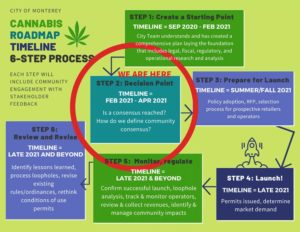 local policy commercial cannabis